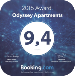 Booking.com Odyssey partments